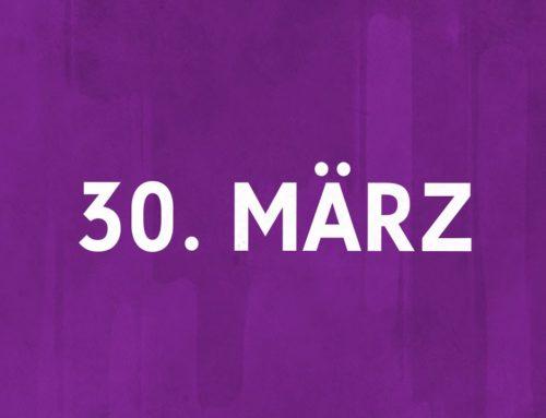 30. März: Indiebookday 2019