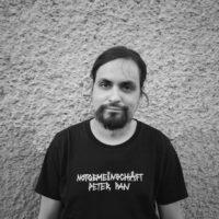 HC Roth - Alter Mann im Schaukelstuhl