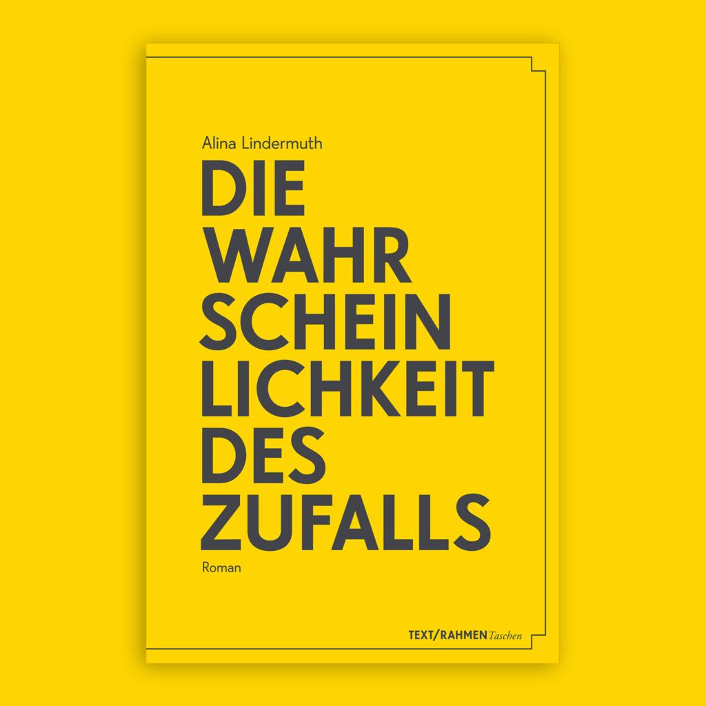 Alina Lindermuth - Die Wahrscheinlichkeit des Zufalls - Cover